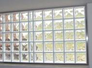 ガラスブロックの写真